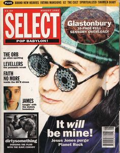 We've almost certainly seen those sunglasses from August 1992 on a street style blog this decade.