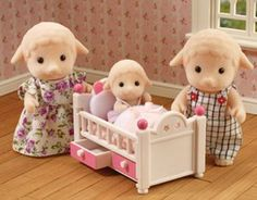 Sylvanian Families - The Dingles' New Arrival