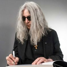 Patti Smith on Being Strong, Happy, and Alive
