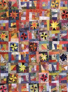 Scrap Quilt Sensation: Katharine Guerrier: 9780715324523: Amazon.com: Books