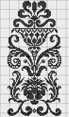 Other 29 | Free chart for cross-stitch, filet crochet | gancedo.eu