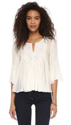 Ella Moss Shining Star Desiree Blouse | SHOPBOP