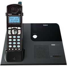 Rca 4-line Expandable Cordless Phone With Caller Id