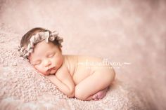 """November 6th """"One a Day"""" goes to Cherry Street Photography on Facebook! LearnShootInspire.com #newborn #photography"""