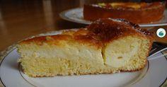 Con la torta magica con crema di ricotta e arancia ho stupito me ed i miei cari. Sì sì avete capito bene, è magica! Si prepara una comune torta e sopra la