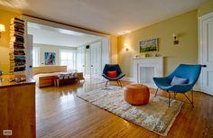 Modern Brownstone Bedroom...