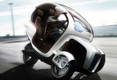 proxima the car bike hybrid concept - Google Search