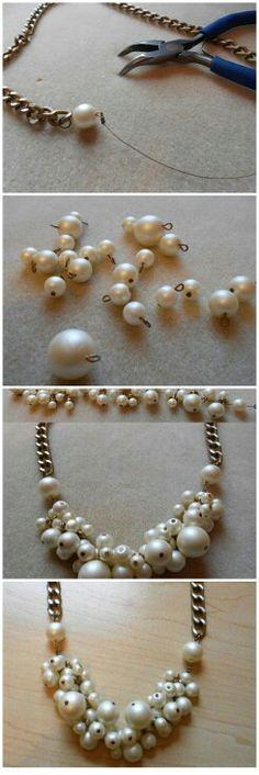 Diy #necklace