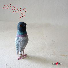 Valentine Pigeon Post