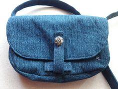 Bélelt farmer kis-táska - letölthető leírással és szabásminta melléklettel - K3 Sewing Studio Fashion Backpack, Backpacks, Bags, Handbags, Backpack, Backpacker, Bag, Backpacking, Totes