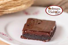 Bolo de chocolate para chocólatras