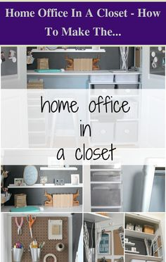 Working from home is an amazing feat. Aside from the proven fact that you can benefit from the simplicity of devoid of to go out of your house simply ... Home Office Organization, Home Office Desks, Organizing Your Home, To Do Checklist, Closet Office, Clutter Free Home, All Purpose Cleaners, Up House, Home Free