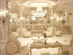 Salon Ballroom Who Has A