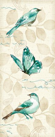 Butterflies (Decorative Art) Poster Frames at AllPosters.com