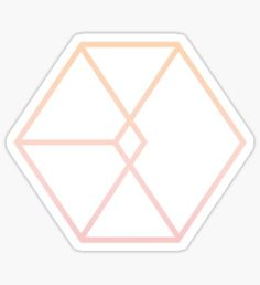 Exo Kpop stickers featuring millions of original designs created by independent artists. Exo Stickers, Printable Stickers, Wallpaper Awesome, Bts Wallpaper, Kpop Logos, Kpop Diy, Florist Logo, Gradient Logo, Logo Sticker