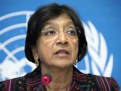 A profile in copurage: Navi Pillay, Human Rights Activist