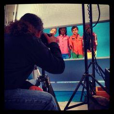 In studio - Jonathan D boys photoshoot