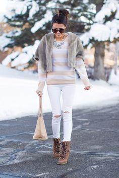 How To Wear White After Labor Day | theglitterguide.com