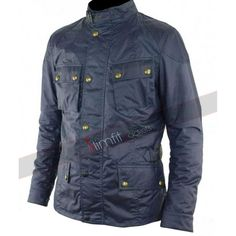 Motorcycle Jacket, Military Jacket, Cotton Jacket, John Wick, Leather Jacket, Elegant, Jackets, Blue, Stuff To Buy