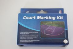 Spalding Basketball Court Marking Kit Create a regulation court on your driveway