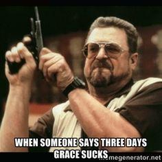 three days grace memes - Google Search