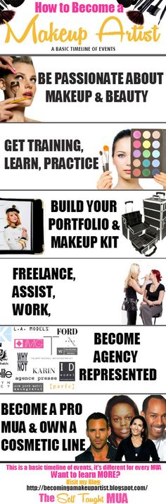 I decided to share all the secrets I know on how to become a successful Makeup Artist #makeupschool #howtobecomeamua #ilovemakeup