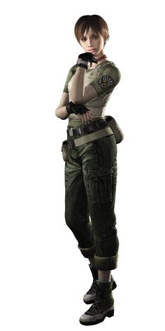 Rebecca Chambers - Professional Render by Allan-Valentine