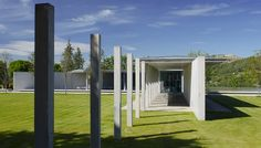 Art Centre : Château La Coste | Tadao Ando | Image © Andrew Pattman