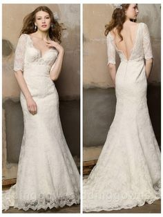 Ivory re-embroidered lace double v-neck 9f839e16cbae