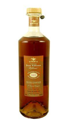 Jean Fillioux 1992 Vintage Cognac | Astor Wines & Spirits