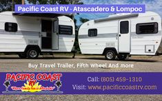 Looking for Toy Hauler For Sale? Welcome to Pacific Coast RV. Here at PCRV, we are a young and enthusiastically-operated company that believes in living the RV lifestyle also provide used Rv For Sale. For more info Call: (805) 459-1310