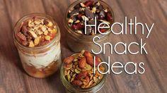 3 Healthy Snack Recipes | Back to School Ideas