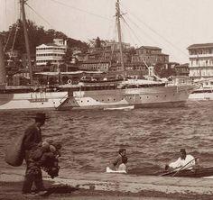 ✿ ❤ Eski İstanbul Fotoğrafları: Tarabya