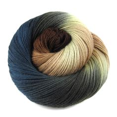 Manchester Sock Yarn - Catskill Pines | Into the Whirled