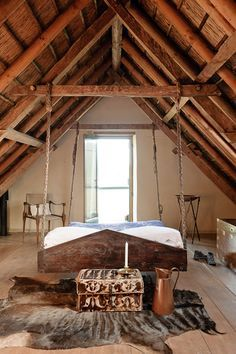 exposed beams roof - Google Search