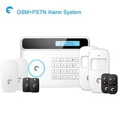 Special Offers - Etiger Luxury S4 Wireless Pstn/gsm Double Network Security Alarm System Home Security Alarm System LCD Display Security Kit With Andriod/ios App(White) - In stock & Free Shipping. You can save more money! Check It (July 22 2016 at 04:48PM) >> http://motionsensorusa.net/etiger-luxury-s4-wireless-pstngsm-double-network-security-alarm-system-home-security-alarm-system-lcd-display-security-kit-with-andriodios-appwhite/