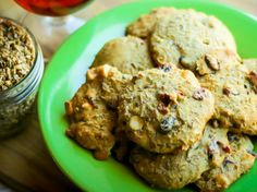 Spent Grain White Chocolate Chip Cranberry Cookies - Craft Beer Recipe from Deschutes Brewery