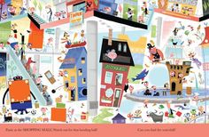 Follow up to the fabulous Look! a Book! by Bob Staake / Boing Boing