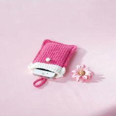 Sugar'n Cream® Crocheted Cell Phone Cover