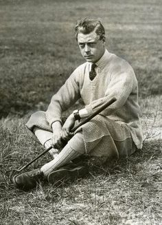 King Edward VIII, 1924: Edward was still known as the Prince of Wales at age 30, still a dozen years from inheriting the throne from his father. He had earned his country's respect with his service in the First World War, earning the Military Cross with his treks to the front lines to visit troops. He was also stubbornly single, settling for a variety of affairs instead of a wife.