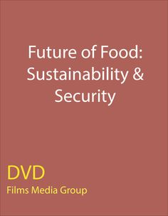 Sustainability & Security (DVD) - For decades, local food producers in the West have faced a shrinking market share. Will Africans have more to eat if well-intentioned Americans and Europeans stop eating vegetables from Africa? Or African farmers be deprived of a living? This program delves into that issue and other food-related problems, some of which have solutions while others urgently await answers.