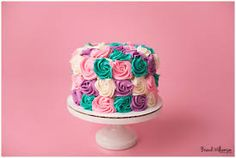 homemade first birthday cake ideas - Google Search