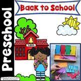 Back to School Theme - Preschool - Planning Playtime : Back to School Themes - Planning Playtime September Preschool Themes, Preschool Apple Theme, Preschool Centers, Preschool Learning Activities, Preschool Worksheets, Preschool Activities, Tracing Worksheets, Teaching Resources, Alphabet Worksheets