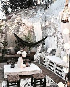 10 idées pour adopter l'esprit bohème sur votre terrasse