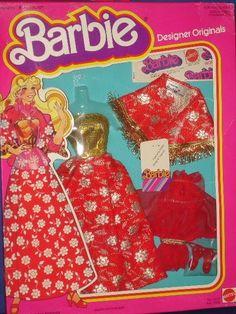 superstar barbie fashion | Barbie Doll Golden Firelight Outfit Superstar Era MIB Fashion ...