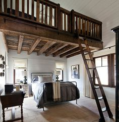 Mezzanine flooring brings modern stylish and contemporary design to the bedroom. Here are 5 great examples of what can be done with a mezzanine in the bedroom.