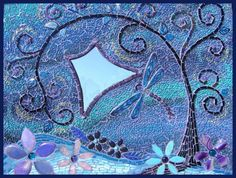 mixed media mosaic art | MOSAIC GALLERY - INTRINSIC MIXED MEDIA