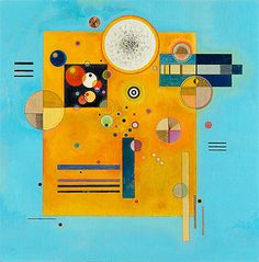 Title: Soft Pressure, 1931 Artist: Wassily Kandinsky Medium: Canvas Print