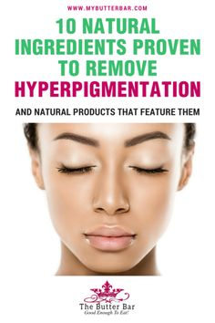 10 natural ingredients proven to remove hyperpigmentation beauty care, beauty skin, beauty hacks, Skin Tips, Skin Care Tips, Beauty Skin, Health And Beauty, Acne Scars, Skin Treatments, Natural Skin Care, Natural Beauty, Tips