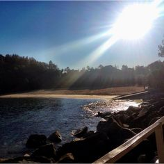 Morning run to Shelly Beach ... Love this place